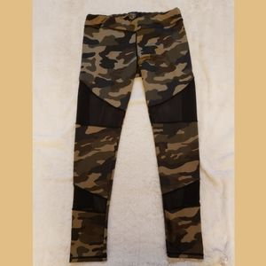 Pants - Army workout tights
